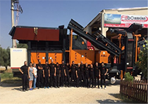 Opbevaringssted FABO Stone Crushing Machines & Concrete Batching Plants Manufacturing Company
