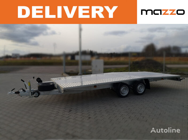 ny Tow truck J502130 R13C with an aluminum floor and a GVW of 3000  anhænger autotransport