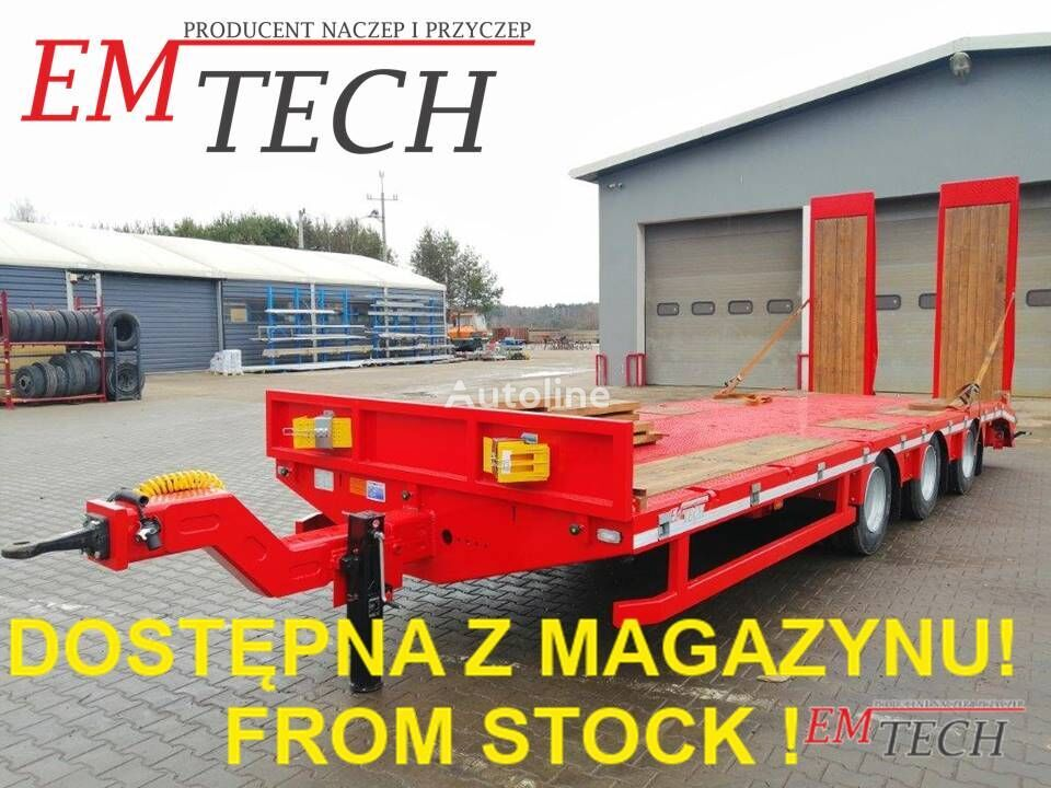 ny EMTECH 3.PNP-S (NH1, 8200) - Z MAGAZYNU ! STOCK AVAILABLE ! anhænger nedbygget