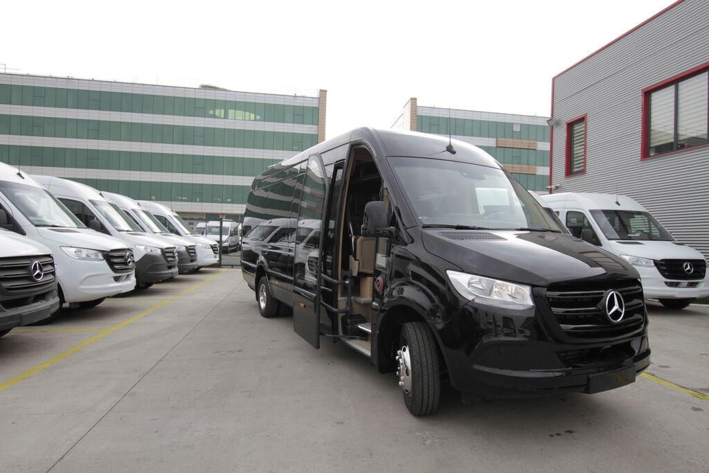 ny MERCEDES-BENZ 519, vip *COC* passager minibus
