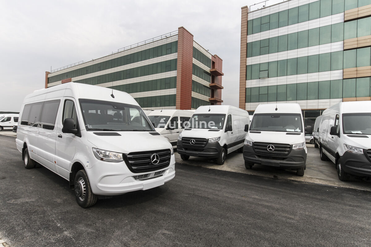ny MERCEDES-BENZ IDILIS 516 19+1+1 *COC* 5500kg * Ready for delivery passager minibus