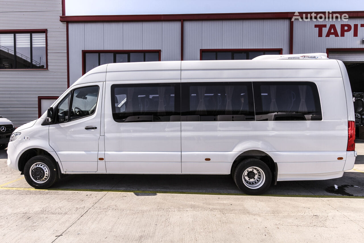 ny MERCEDES-BENZ Idilis 519 19+1+1 *COC* Ready for delivery passager minibus