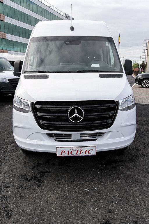 ny MERCEDES-BENZ Sprinter IDILIS 519,  *COC*  prolonged with 50cm fiber/steel, ST passager minibus