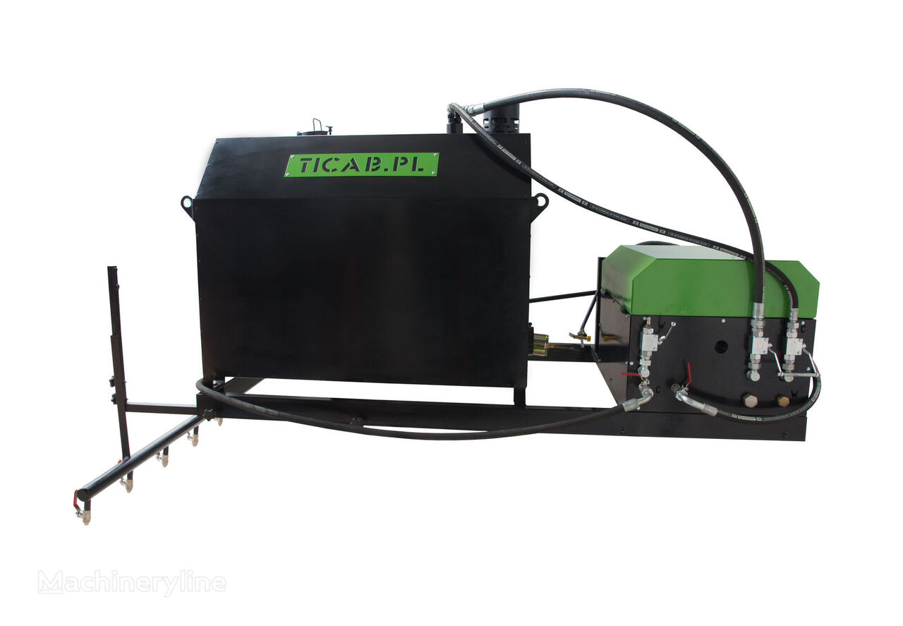 ny Bitumen distributor BS-1000 asfaltkoger
