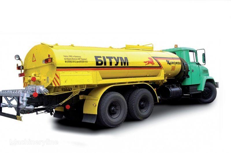 ny KRAZ 65053 KDM-333  asfaltkoger