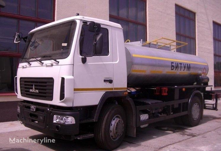 ny MAZ MK-7 asfaltkoger