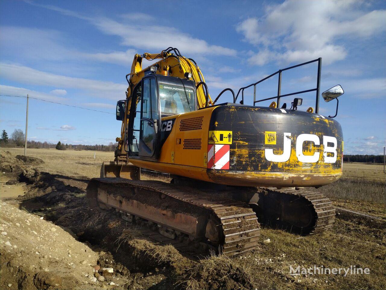 JCB JCB JS220 bæltegraver