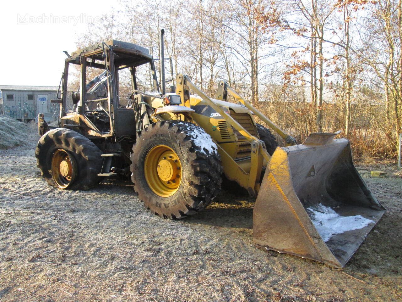HYDREMA 906B - 906C - 906CII spare parts rendegraver til reservedele i Danmark, Køb rendegraver ...