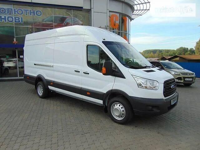 ny FORD Transit Van V363 R470L4H3 kassevogn