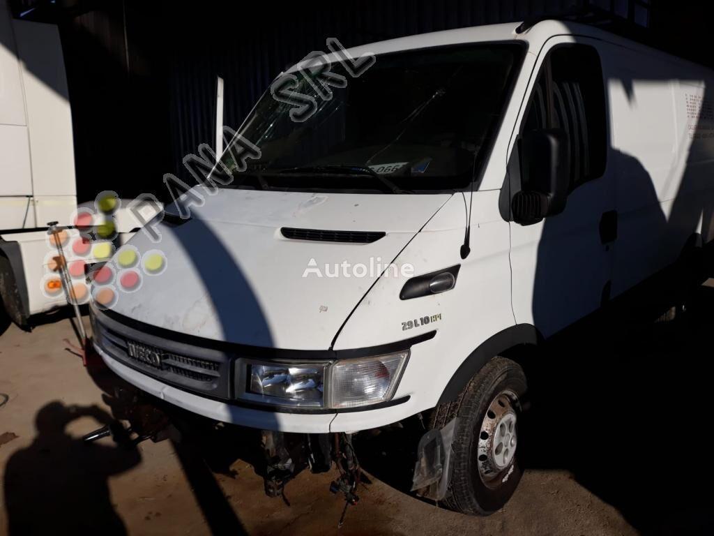 IVECO Daily 29L10 kassevogn til reservedele