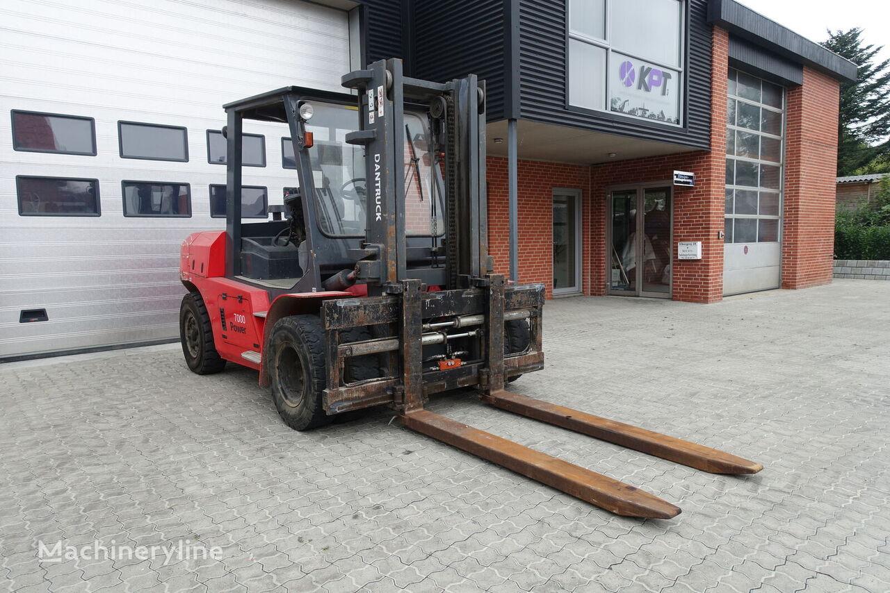 DAN TRUCK 7460 DP // 6 TONS gaffeltruck