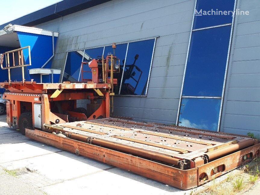Lantis 828 Low Deck Loader andet lufthavnsudstyr