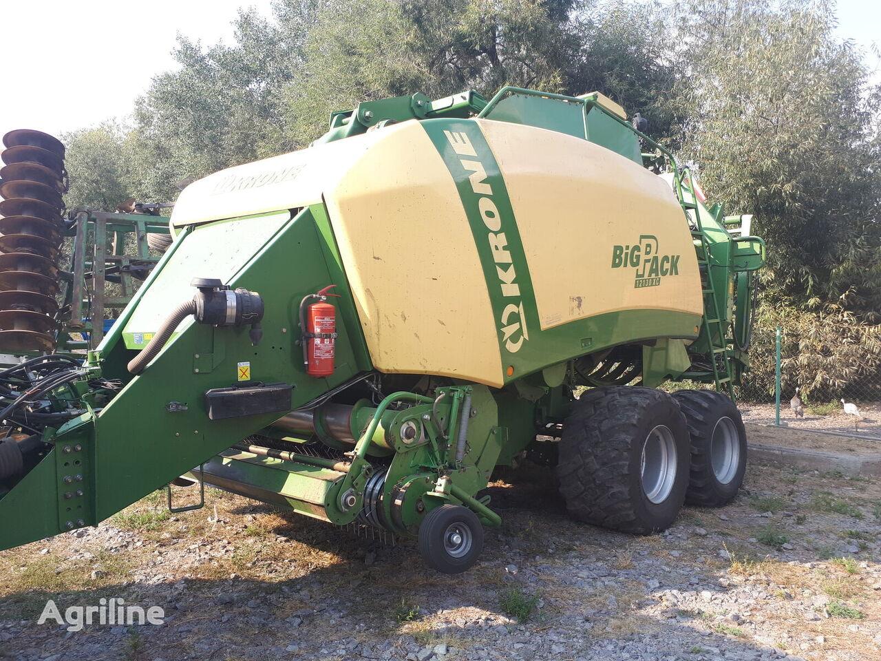 KRONE Big-Pack 12130 ballepresser