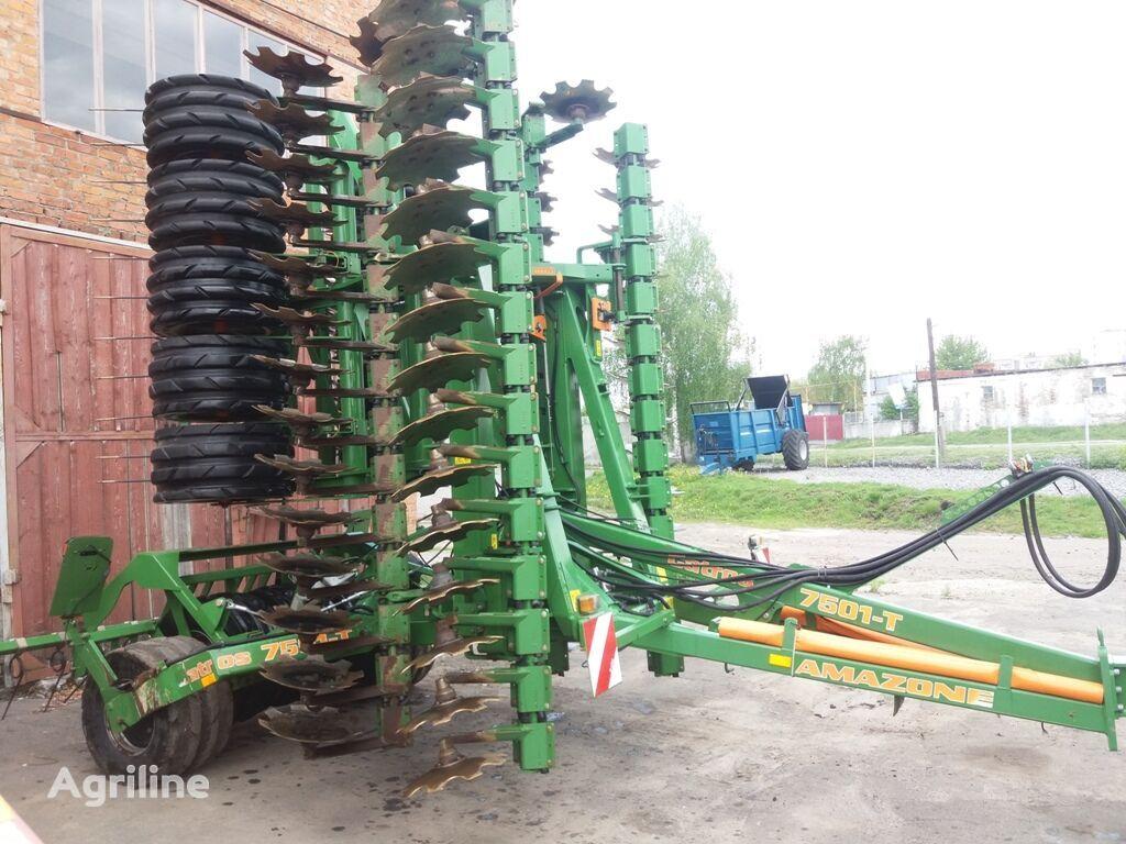AMAZONE Catros 7501-T tallerkenharve