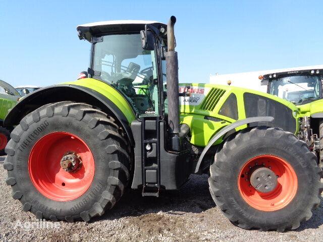 CLAAS AXION 950 traktor på hjul