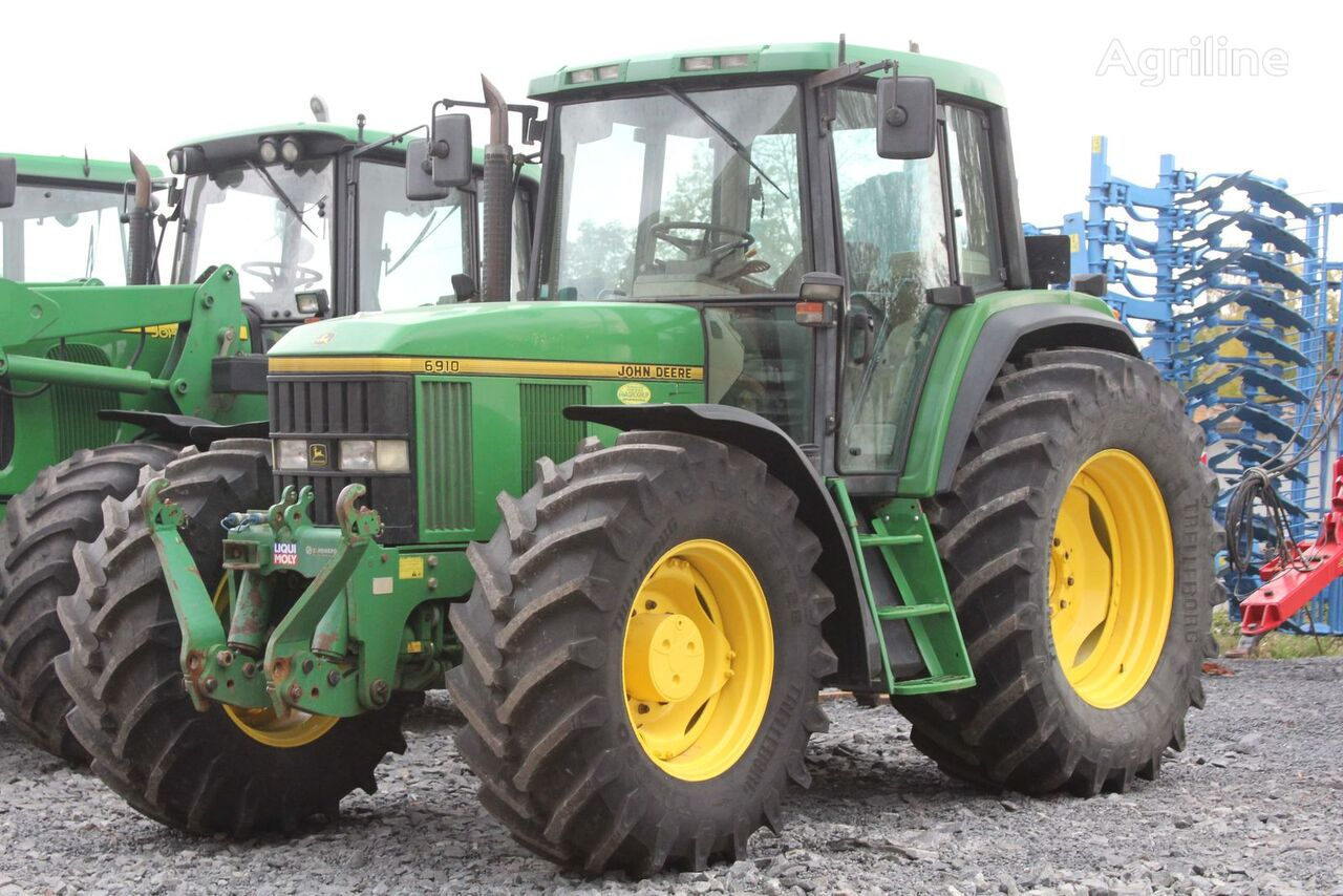 john deere 6910 traktorer p hjul til salg fra ukraine. Black Bedroom Furniture Sets. Home Design Ideas