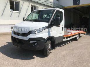 IVECO Daily 50 C 18 Járműszállító Csörlővel és Rámpával autotransport