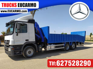 MERCEDES-BENZ ACTROS 25 32 autotransport
