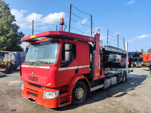 RENAULT Premium 410 DXI Autotransporter ROLFO, Laweta, Lohra autotransport