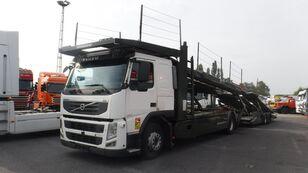 VOLVO FM13 420 Autotransporter Kassbohrer autotransport + anhænger autotransport