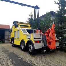 VOLVO fh 12 holownik towing truck  autotransport