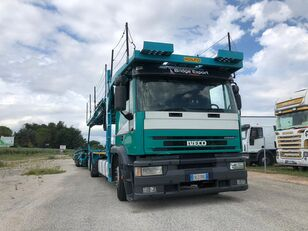 IVECO EUROTECH bisarca veicoli + biga Rolfo autotransport