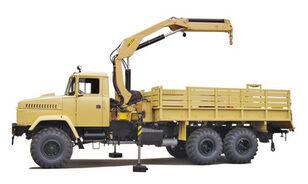KRAZ 6322-056 bjærgningskøretøj