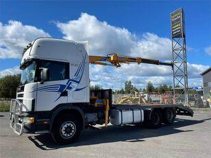 SCANIA R 144-530 GB-6X2 bjærgningskøretøj