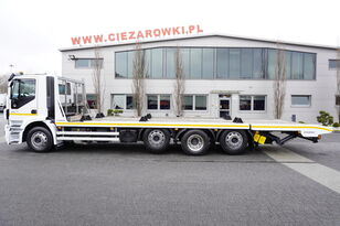 IVECO Stralis 360 , EEV , 8X2 , tridem , load 17t , 8,8m long , retard bjærgningskøretøj