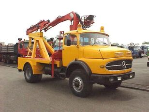 MERCEDES-BENZ 1924 LAK - 4x4 / UNIQUE bjærgningskøretøj
