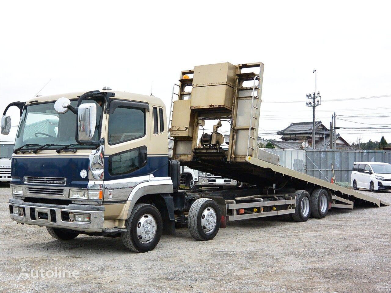 MITSUBISHI Super Great bjærgningskøretøj