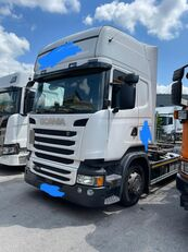 SCANIA R450 containerchassis