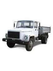 GAZ 3309 fladvogn lastbil