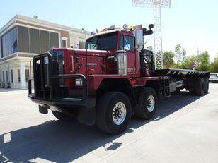 KENWORTH * C500 * Bed / Winch * 8x4 Oil Field Truck * fladvogn lastbil