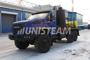 ny UNISTEAM AS6 УРАЛ NEXT 4320 fladvogn lastbil