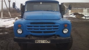 ZIL 554 fladvogn lastbil