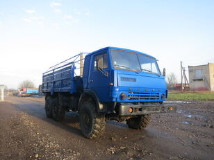 KAMAZ 4310 fladvogn lastbil
