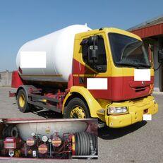 RENAULT 270 gastransporter