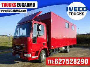 IVECO EUROCARGO 80 E 16 hestetransporter lastbil