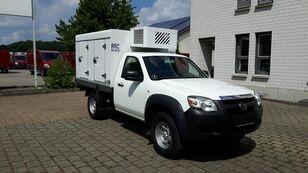 MAZDA B 50 4WD ColdCar Eis/Ice -33°C 2+2 Tuev 06.2023 4x4 Eiskühlaufba isbil