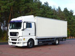 MAN-VW MAN TGX 18.400 isotermisk lastbil