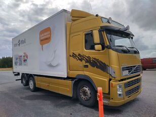 VOLVO FH13 480 Open Side isotermisk lastbil