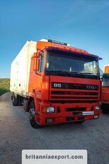 DAF 95 360 ATI left hand drive ZF manual pump 19 ton  kølevogn lastbil