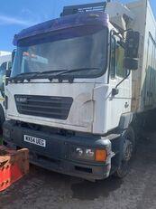 ERF ECM 2004/2003 BREAKING FOR SPARES kølevogn lastbil til reservedele