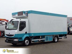 RENAULT Midlum 190 DCI + Dhollandia Lift + FRIGOBLOCK kølevogn lastbil