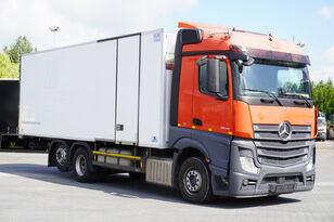 MERCEDES-BENZ Actros 2542 , E6 , 19 EPAL , MULTI-TEMPERATURE , retarder , 2 be kølevogn lastbil