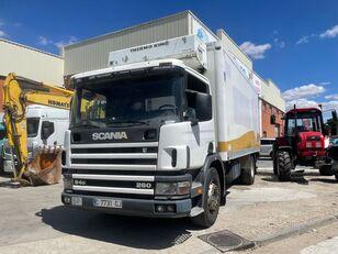 SCANIA 94D 260 kølevogn lastbil