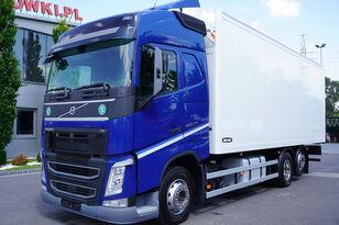 VOLVO FH460 , E6 , 18 EPAL , Height 2,6m , partition wall , retarder , kølevogn lastbil