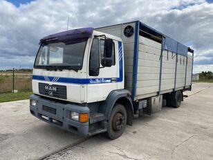 MAN 14.224 4x2 Animal transport kreaturvogn