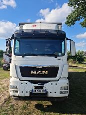 MAN TGS 35 440  8x4 kreaturvogn